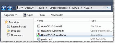 Installation in Windows — OpenCV v2 4 2 documentation