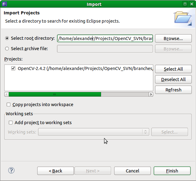 Eclipse Google App Engine Tutorial: Using Android Binary Package With Eclipse