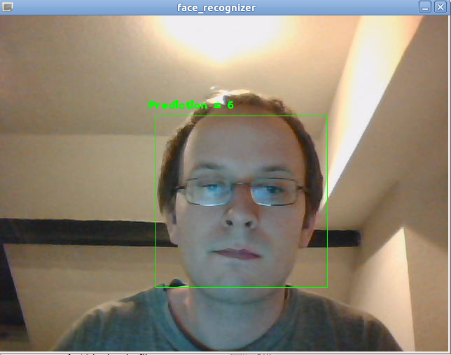 Face Recognition in Videos with OpenCV — OpenCV v2 4 2