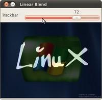 Adding Trackbars - Windows Linux