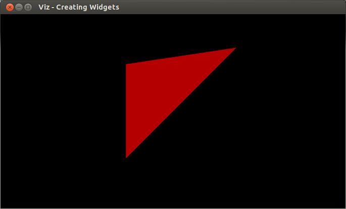 Creating Widgets