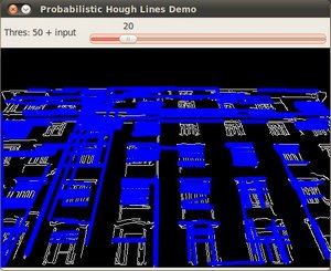 Lines detection with hough transform – opencv 3. 4 with python 3.