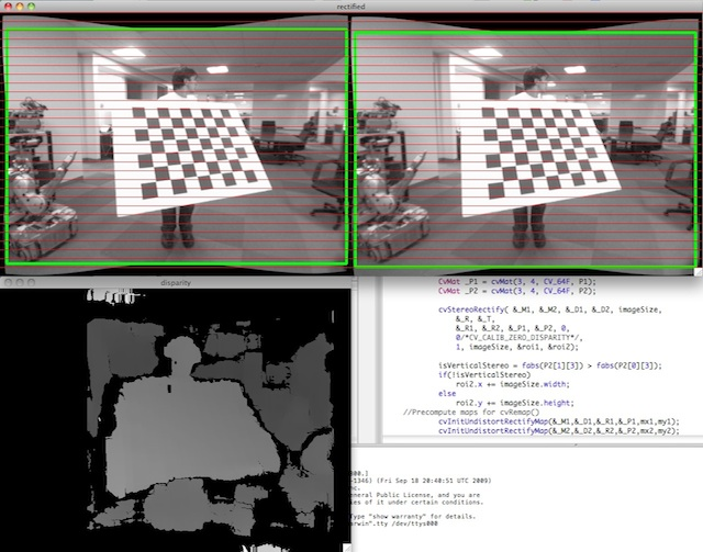 Camera Calibration and 3D Reconstruction — OpenCV 3 0 0-dev