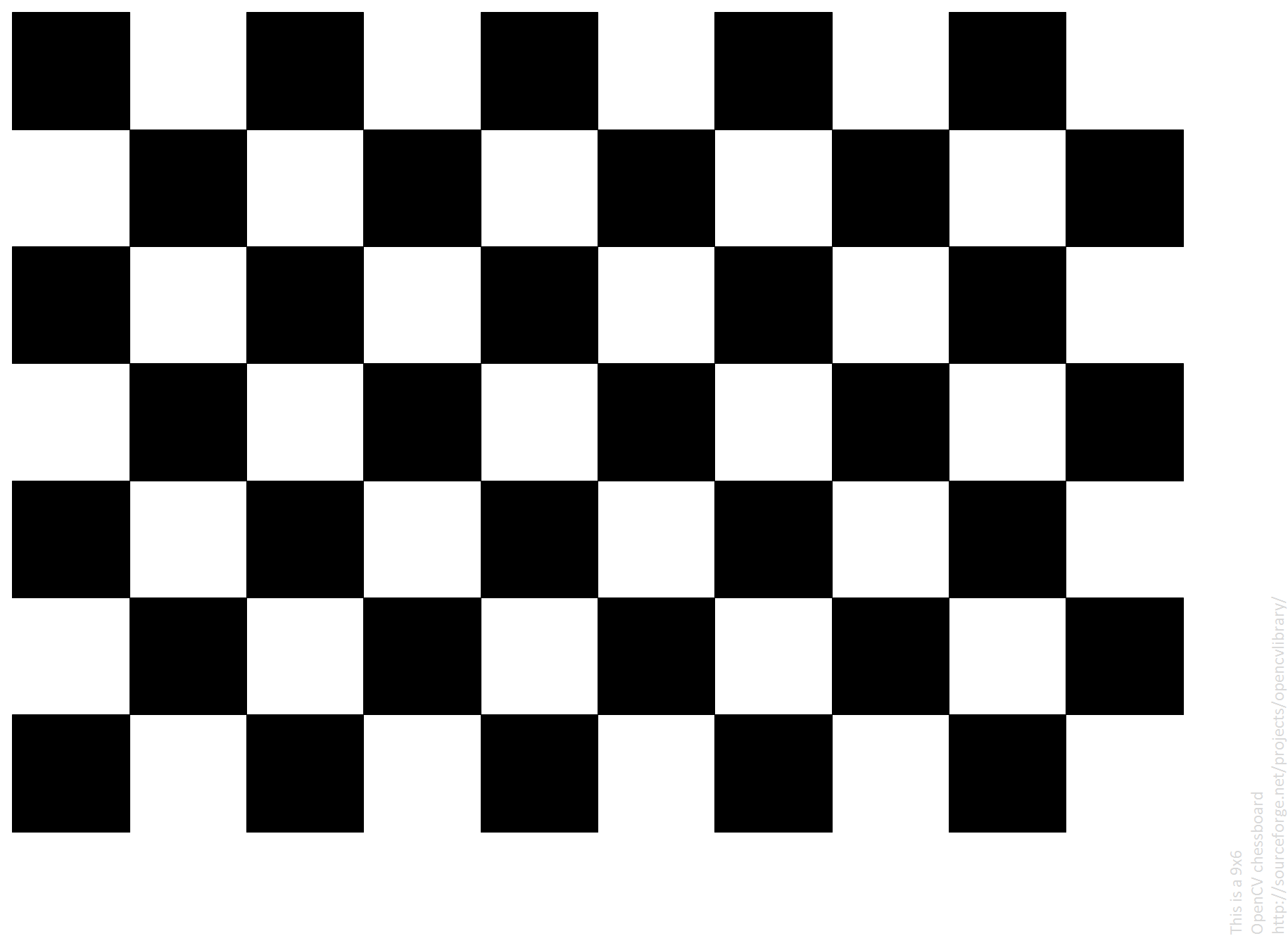 Racing Checkered Flag >> Camera calibration: Pattern.png dpi? - OpenCV Q&A Forum