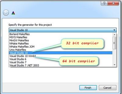 OpenCV: Installation in Windows