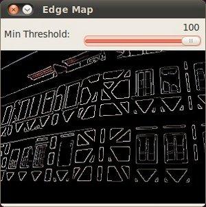 java edge detection