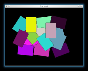 OpenCV: Image Segmentation with Distance Transform and Watershed