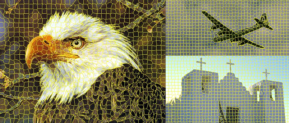 OpenCV: Superpixels