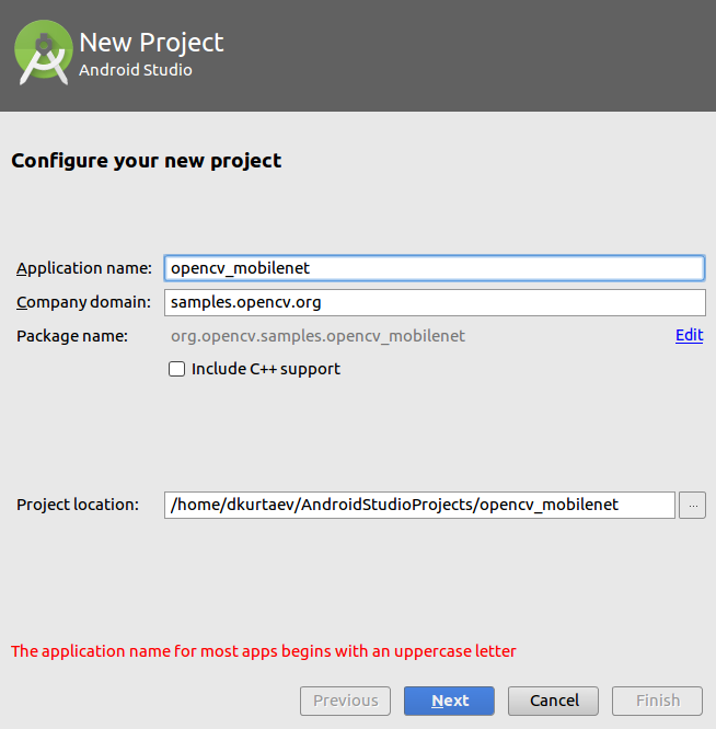 OpenCV: How to run deep networks on Android device