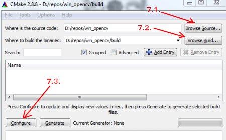 OpenCV: Install OpenCV-Python in Windows